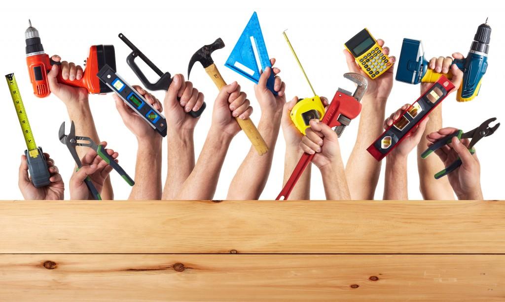 Что нужно иметь дома для ремонта своими руками