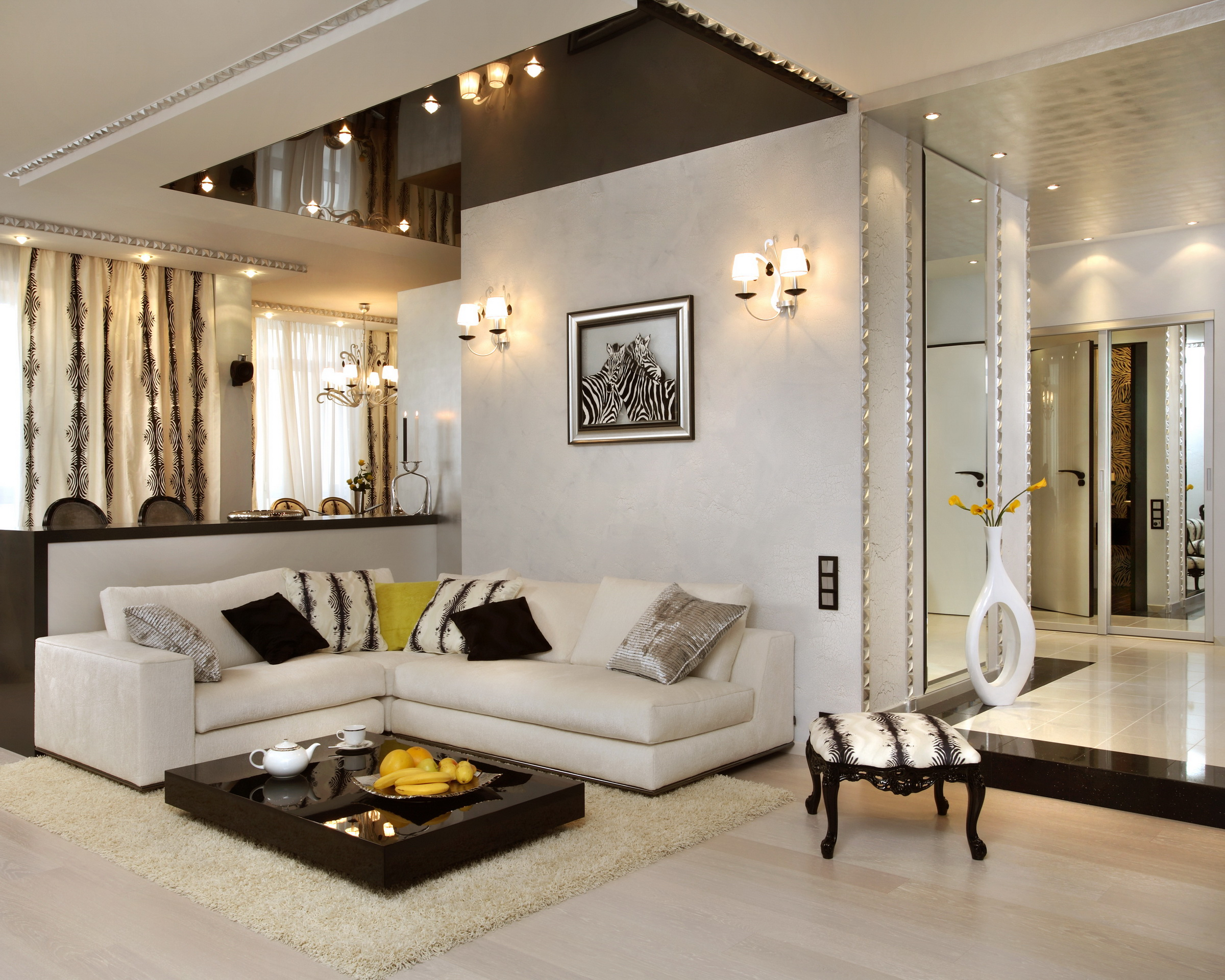 Делаем ремонт квартиры в стиле ар-деко