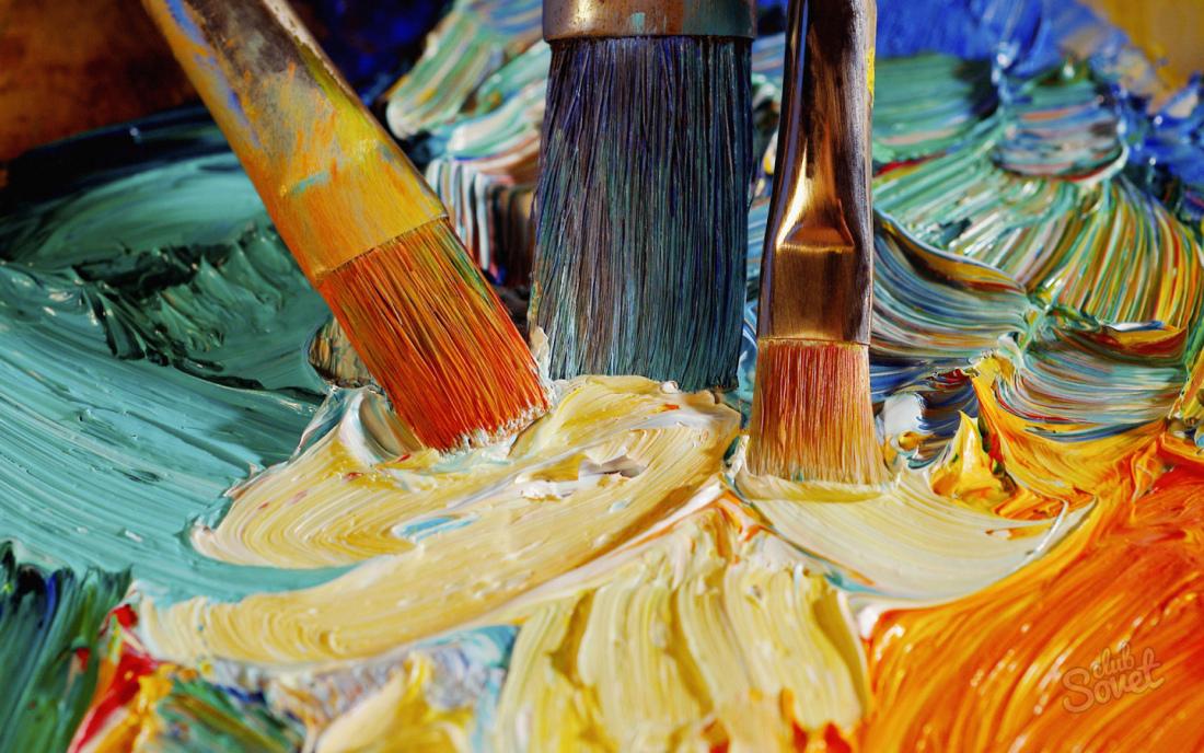 Ремонт квартир как «по маслу», или способы борьбы с масляной краской