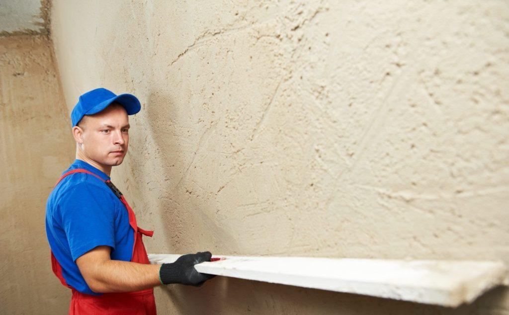 Как сэкономить на ремонте стен?