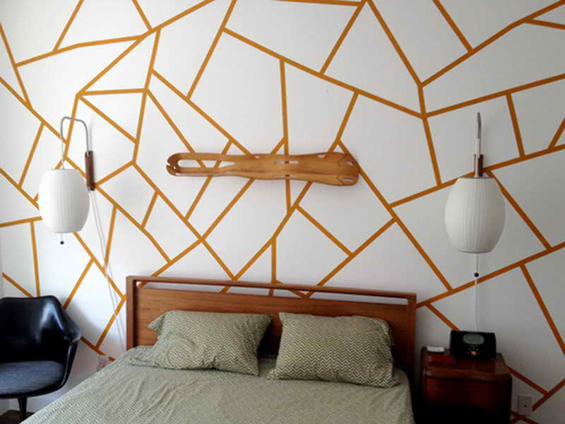 Стильные идеи для декора стен